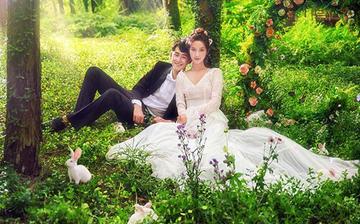 婚纱照拍摄哪个季节最好,具体是哪几个月