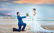 国内哪里适合办海边婚礼?