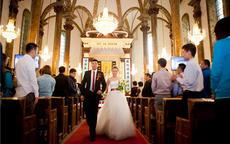 2019最新教堂婚礼主持词及流程