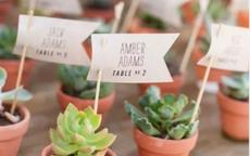婚礼桌牌名称大全 婚礼桌牌怎么写