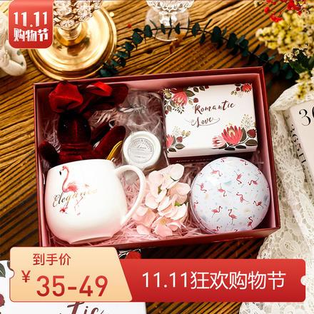 莫奈花园 玫瑰花茶伴手礼盒