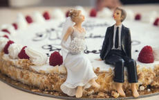 订婚蛋糕上写什么