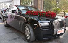 婚车劳斯莱斯一次多少钱