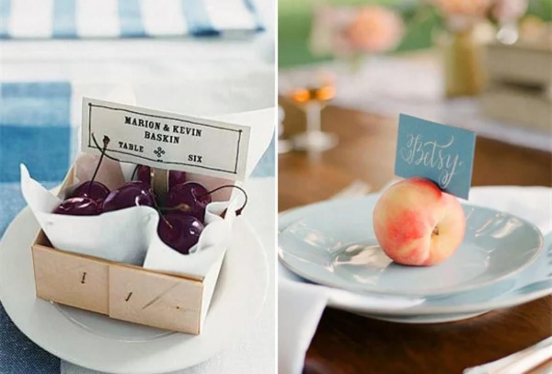 婚礼姓名卡