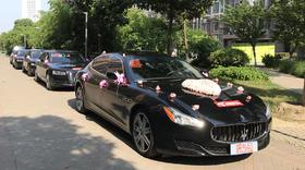 【玛莎拉蒂】x1辆(具体车型咨询客服,均可调配)  + 【奔驰】新款EX5辆