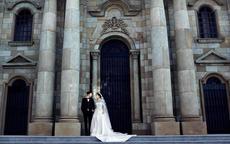 欧式复古婚纱摄影 中式复古婚纱照 哪个更好看