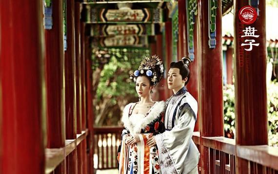 中式婚礼的特点
