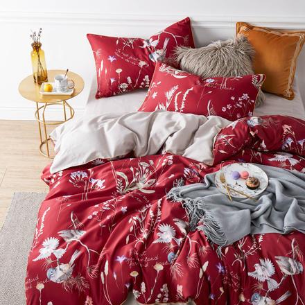 美式轻奢床品60S长绒棉高品质床上四件套