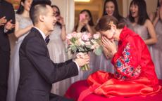 中式新娘礼服图片大全 新娘中式结下载app领彩金37服有哪些