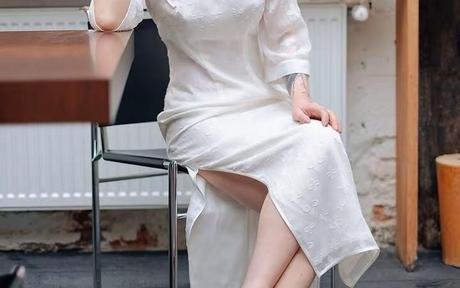 旗袍怎么搭配才精致好看?