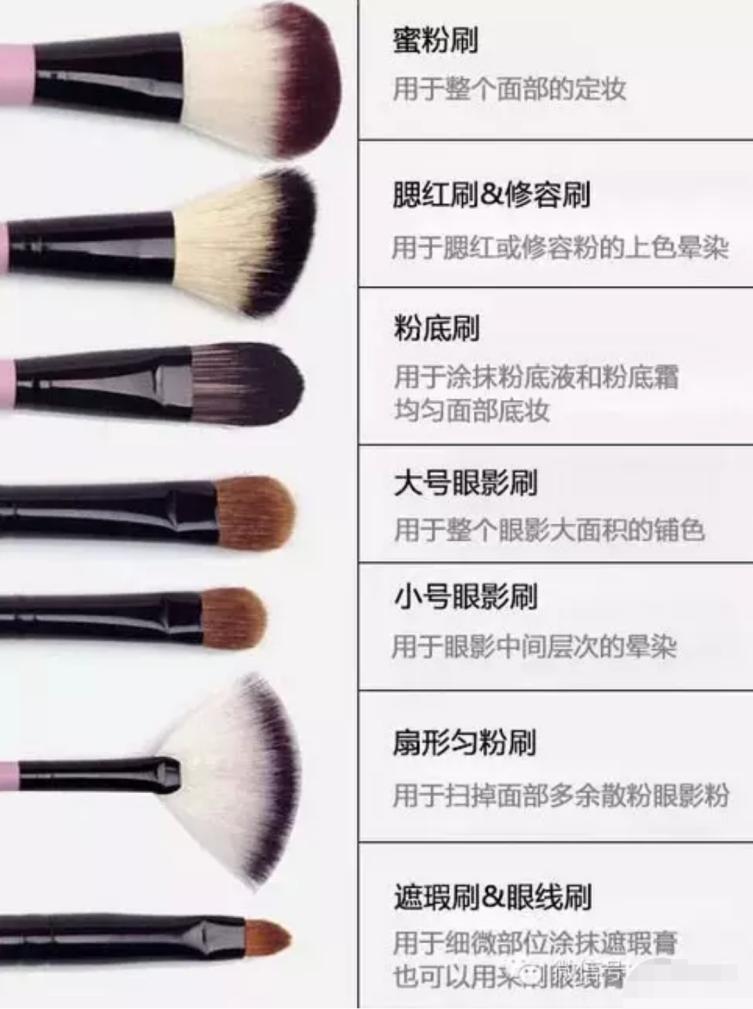 化妆刷的介绍