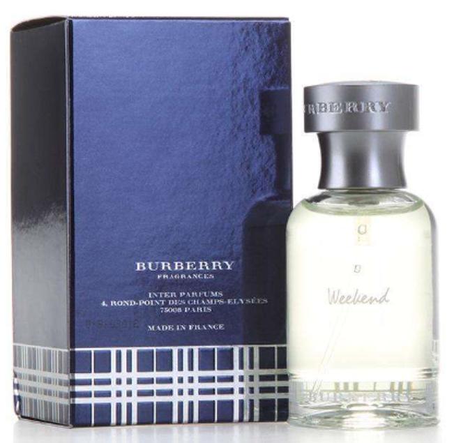 Burberry周末男士淡香水