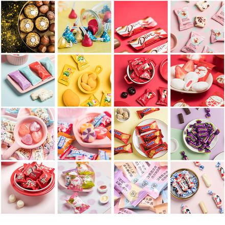 【好吃不贵倍有面】一站购齐16款知名品牌喜糖