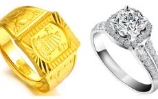 黄金戒指和钻石戒指哪个好