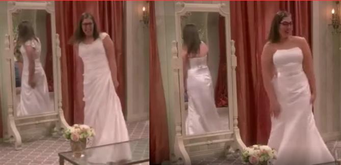 Amy婚纱