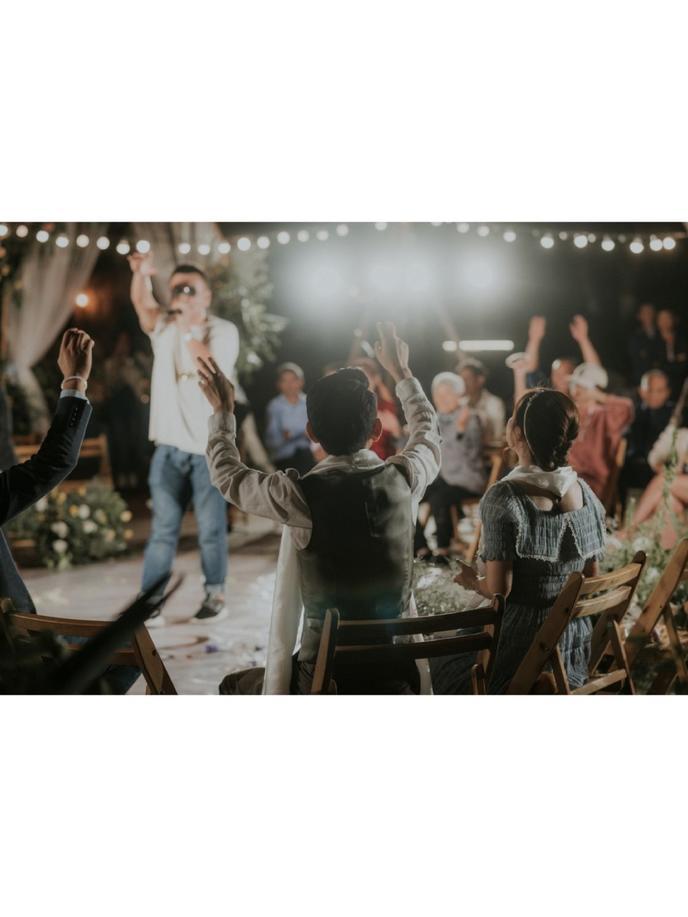 【绝不和父母妥协】打破传统!办一场小而美的婚礼