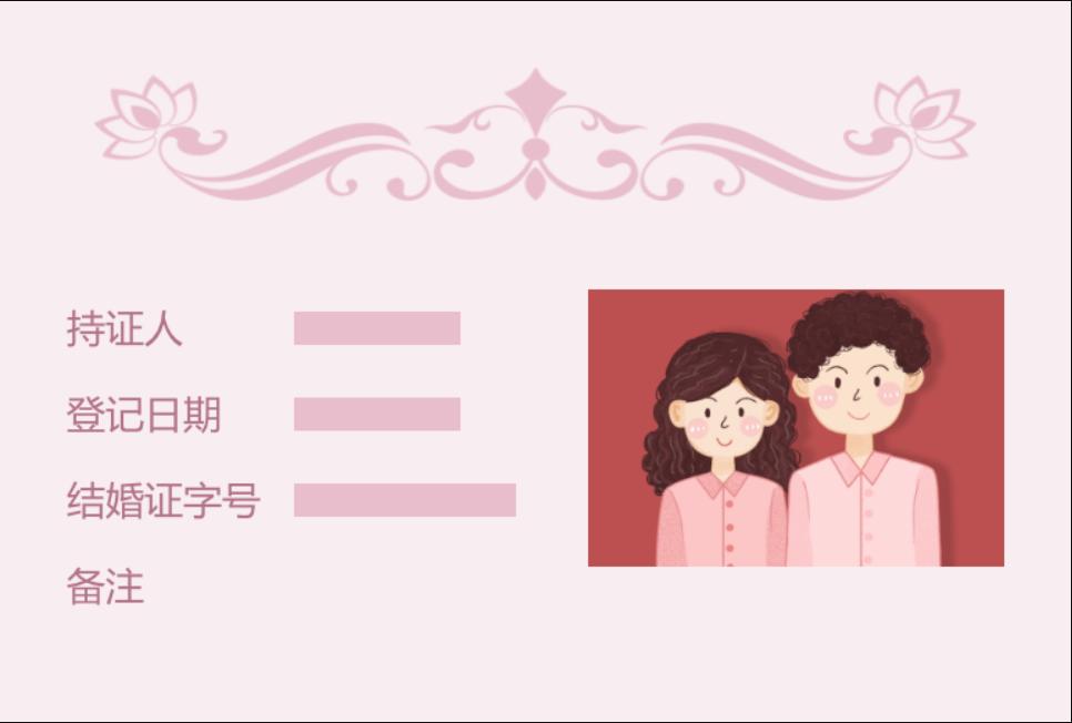 一文读懂结婚登记准备