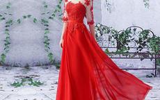 新娘红色礼服怎么选