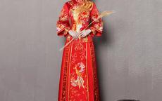 中式新娘礼服有什么款式
