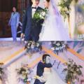 温馨环节巨催泪,婚礼上不落俗套的流程
