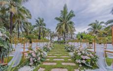 三亚草坪婚礼价格一览表