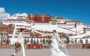 西藏婚纱照拍摄攻略
