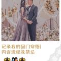 备婚分享   回门宴之穿搭篇?能穿下载app送36元彩金吗?