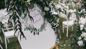 初囍户外婚礼《Butterfly Orchid》