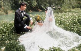 ins风纪实拍摄 预约0元体验拍☎送婚礼仪式纱