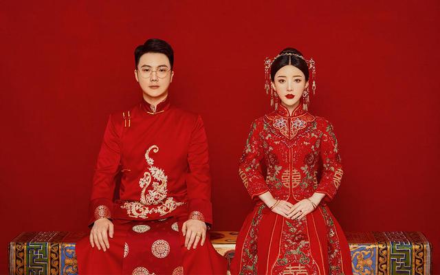 薇拉原创客片【中国新娘】杨子嵬 ღ 肖鑫
