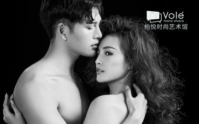 北京柏悦时尚艺术馆---情侣照