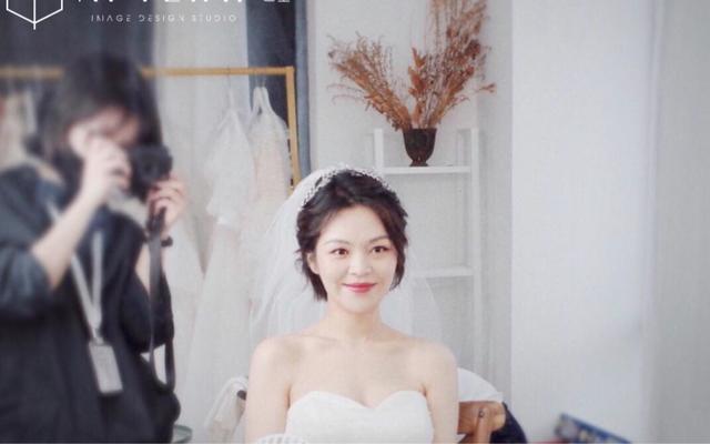 |AFTER 17 |短发新娘试妆分享