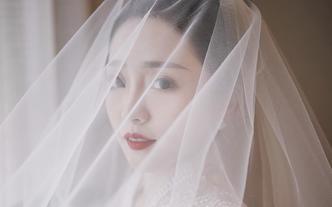 【茜茜造型】人气全天新娘跟妆+亲友妆