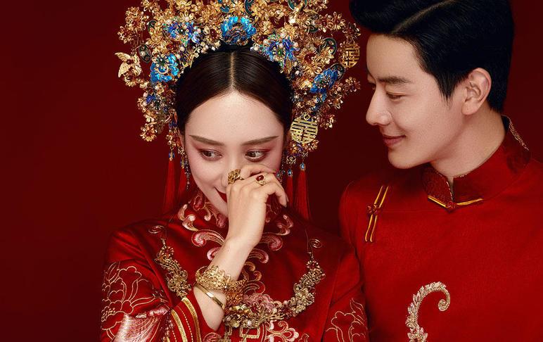 华韵东方丨中式宫廷风丨8服8造丨经典传承