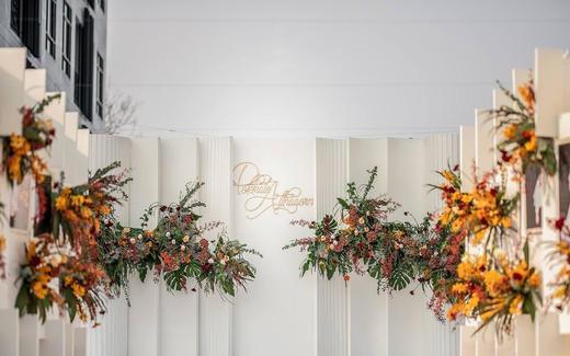 【爱度婚礼】极简婚礼泰式婚礼庭院婚礼—简约婚礼