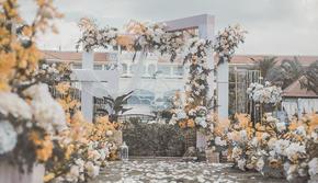 Flora-户外小预算婚礼布置 特价套餐