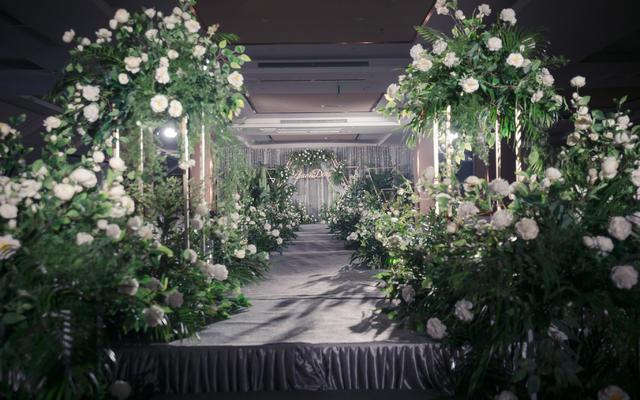 花艺满分,韩式清新【留。白】