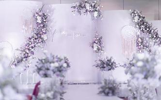 【专属定制】婚瑞文化·紫色浪漫大气婚礼