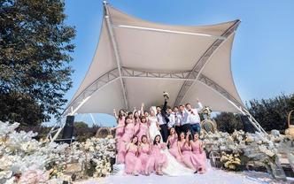 【点亮时光影像】 特约婚礼摄影首席档单机位