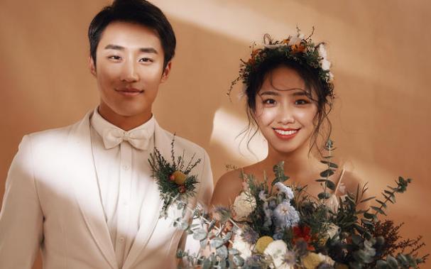 漫谷摄影《内景韩式 唯美 花墙系列》