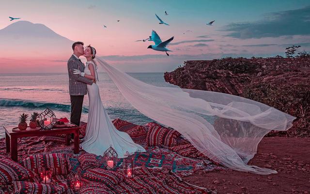 【唯一旅拍】一生仅一次,用镜头去记录下珍贵的爱情