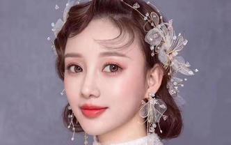 【黛莉露丝】《资深化妆师》新娘三造型跟妆送妈妈妆