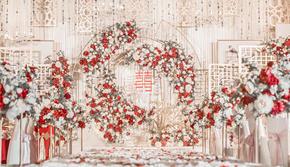 【熙和婚礼】新中式风婚礼--送四大金刚