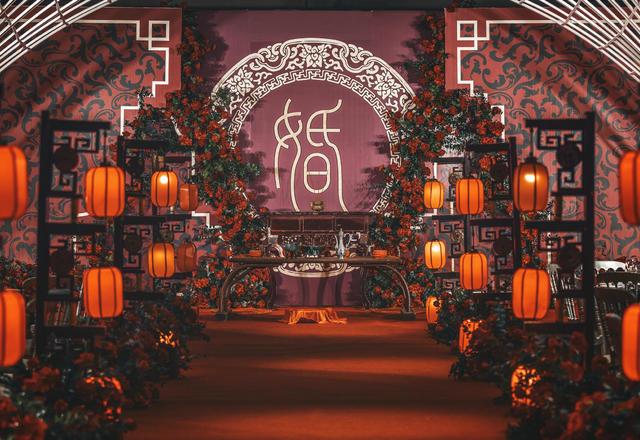 『 良缘 』 传统汉式婚礼