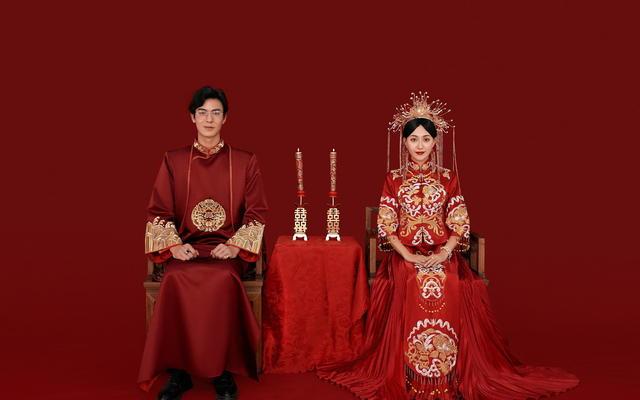 内江玛雅婚纱婚庆—新中式