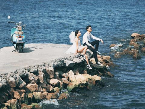 畅游大理,带着婚纱去旅行
