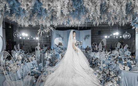 你好,挚爱 | 渔田海洋风蓝色系泰式婚礼