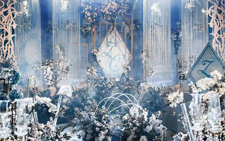 超值特惠|ins风|静谧蓝|谧|梦幻唯美