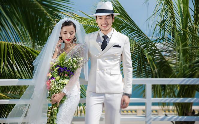 补贴机票1000 4天3晚 送婚纱 半山半岛