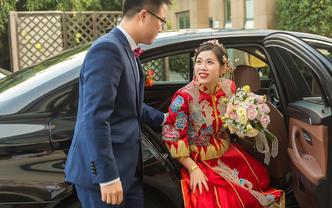 形影不离婚礼摄影摄像跟拍个人定制总监单机位+助理
